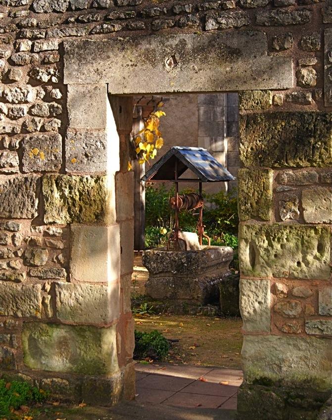 Vestiges for Petite porte de jardin