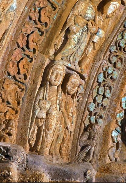 Grand Foyer De L Art Roman : Foyers romans ext�rieurs vierges sages et folles