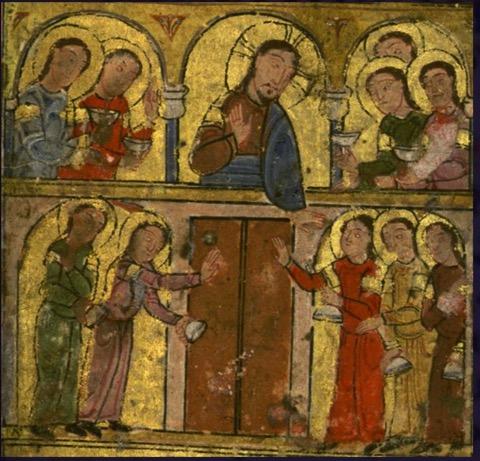 Vierges Sages / Folles | Vierges Sages et Vierges Folles dans l ...